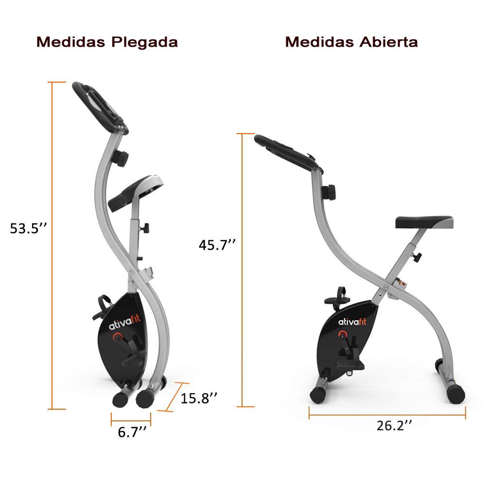 ejercicio en bicicleta estatica para adelgazar
